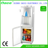 Hot & Cold Water Dispenser with Refrigerator (193L-B)