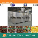 Automatic Industrial Corn Wheat Rice Snacks Food Machine