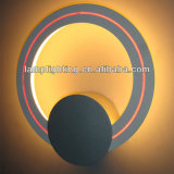 Hotel Colorful Ring Wall Light (R09015W1A) / Minimalist LED Wall Lighting