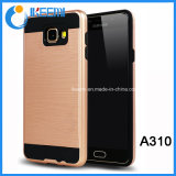 PC+TPU Slim Armor Mobile Phone Case for Samsung A310