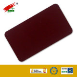 Sandy Effect Powder Coating with Dark Red Color