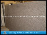 Popular Cheap Polished G687 Peach Red Flat Granite Slabs