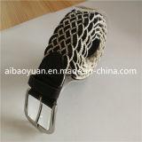 Thick Cotton Ropes Ribbon Braided Elastic Strap Belt