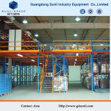2015 Sale Price Storage Light Duty Racking Mezzanine Floor