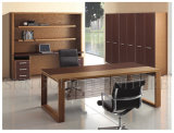 China L Shape Wooden Luxury Office Table Office Desk (SZ-OD207)