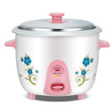 Hot Selling 0.6/1/1.5/1.8/2.2/2.8L Small Electric Drum Rice Cooker with CE CB