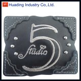 Customized Leather Patch for Jeans (HDZLPA-13001)