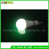 White Light E27 5W Intelligent Emergency Bulb Energy Saving LED Lamp for Camping