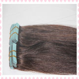 Factory Price Popular Remy Hair Glue Tape Hair Extension