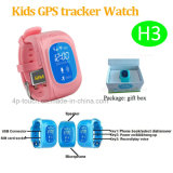 Children Smart GPS Tracking with WiFi Database (H3)