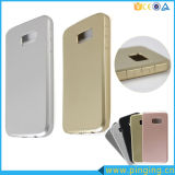Thicken Metallic Paint TPU Phone Case for Samsung S4 Mini/S5/S6/S7