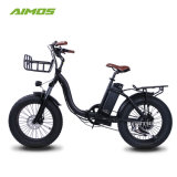 AMS-Tdn-01 20inch Foldable Fat Tire Electric Bicycle E Scooter