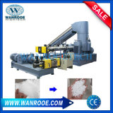 Pnhs Competitive Price Plastic Film Recycling Double Stage Granulator Machine
