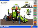 Used Commercial Outdoor Playground School Toys Plastic Sets (YL-C075)