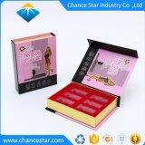 Custom Printing Book Style Paper Cardboard Cosmetic Packing Box