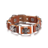 Fashion Design Real Leather Jewelry Fashion Accessories