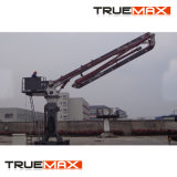 Concrete Delivery Placing Boom Machinery for Climbing Formwork