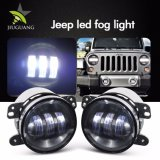 Auto Accessories Waterproof IP68 4.5 Inch 30W Wholesale Car LED Fog Lights for Jeep Jk