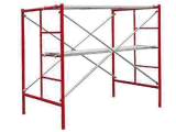 Powder Coated Main Frame Construction Scaffolding Frame China Price