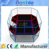 Cheap Price Small Trampoline for Indoor/Outdoor Amusement Park