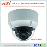 H265 5MP Sony Digital Camera Waterproof CCTV Dome IR Camera