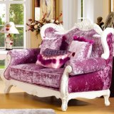 Living Room Sofa with Table for Home Furniture (992C)