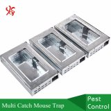 Multi Catch and Release Humane Live Metal Rodent Control Mouse Trap