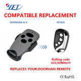 Doorhan Compatible Remote Control Yet029