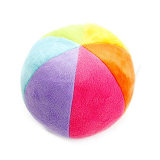 Baby Balls Rainbow Rattle Toy Small Size
