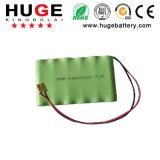 AA 1800mAh 7.2V NiMH Rechargeable Battery