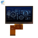 Wide Temperature 4.3 Inch 480*272 Ota5180A TFT LCD with IPS