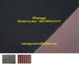 Comfort Fabric Impressed Horse/Cow/Livestock Stall Rubber Mat with Cotton/Nylon/Cloth Inserted
