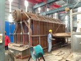 Szl Wood Pellet Fired Steam Heater