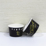 Best Price of Take Away Disposable Print Ice Cream Paper Cup Paper Yogurt Cup