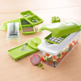 Multi-Function Dicer Plus Cutter Blade Kitchen