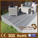 Mexytech Homey Composite Decking, Lasted Mix Color Grain Technology