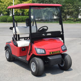 Suitable Price 2 Passengers Electric Vehicle Electric Golf Car
