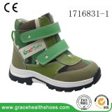Grace Health Shoes Children Khaki Boots School Boots Ortho Boots Magic Lace Shoes Orthopedic Shoes