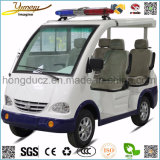 4.2kw 4 Seats Electric Automobile Compare Good Quality Car for Police