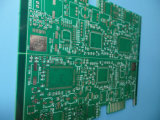 ISO9001 Approved Multilayer PCB 4 Layer with HASL Finished
