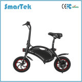 Smartek New Product 350W Motor 2 Wheels Automatic Cruise Electric Bicycle Patinete Electrico Esu-013-1