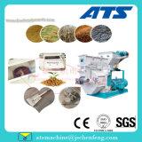 SKF Brand Bearing Moderate Price Wood Pellet Pressing Machine
