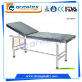 (Back- Rest Adjustable) Massage Table Antique Medical Examination Table (GT-EXC01)