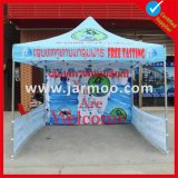 Strong 10FT X 10FT Pop up Gazebo with Advertisement Printing