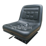 John Deere Suspension Tractor Seat with Weight Adjustment