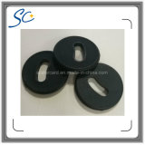 Coin Shape Washable Passive RFID Clothes Laundry Tag