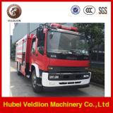 Isuzu 4X2 6m3 Water & 2m3 Foam, Water-Foam Fire Truck, Water and Foam Tanker Fire Fighting Truck