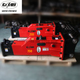 Soosan Hydraulic Breaker Box Silenced Type Red Hydraulic Hammer for Mini Excavator