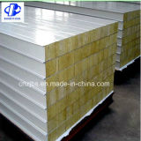 Structure Material Wall Rock Wool Sandwich Panel