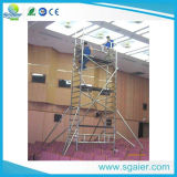 Brand New Aluminium Scaffold Hanging Scaffold with High Quality for Construction